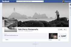 12 creative Facebook photographers - Rob Cherry image