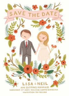 Paperlust // Why Have a Save the Date?