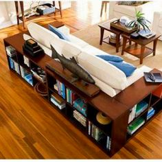 Bookcase Sofa