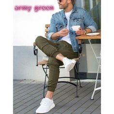 Smart Style Gym Joggers Sweatpants - Casual Freaks Men's Casual Outfits, Mens Fashion Outfits, Casual Outfit For Men, Men's Casual Fashion, Outfits For Men, Clothes For Men, Man Outfit, Mens Fashion Blog, Men's Fashion