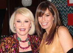 786dc3b7769 Joan Rivers Hospitalized  Daughter Melissa Rivers Says Iconic Comedian Is  Resting Comfortably