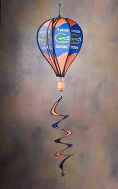 Florida Gators Hot Air Balloon Spinner