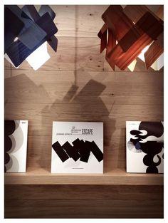 ESCAPE LZF #design #wood