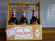 Rein Beer Ketchup, Beer, Bottle, Christmas, Root Beer, Xmas, Ale, Flask, Navidad