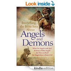 Free Today April 12/14 Readers' fascination with angelic beings--both dark and light--continues to grow. Numerous authors have given their ideas about angelic beings, but it's time to hear what God has to say. All the scriptural references on the subject have been collected and explained in a clear and concise format. The book's length and focus make it perfect for readers on the go who love the Word of God.