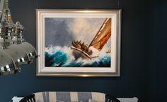 Rough Seas by David Chambers
