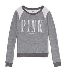 Cute Victorias Secret Pink, pullover!