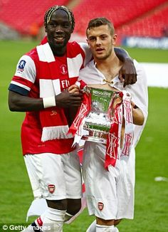 Bacary Sagna is expected to arrive at Manchester City on Monday to hold formal talks with the Barclays Premier League champions. Manchester City, Manchester United, Jack Wilshere, Premier League Champions, Barclay Premier League, Old Trafford, North London, Fa Cup, Bacary Sagna