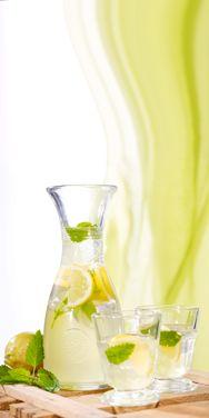 Limonade selber machen mit Limonadenkraut