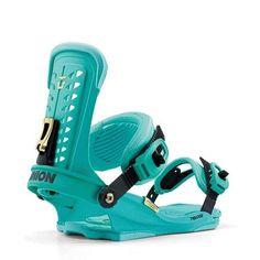 Union Trilogy Snowboard Bindings - Sea Foam - Women's 2014