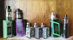 NEW STOCK/ RESTOCK UPDATE  - Asmodus Minikin V2 - Green TFV8 - OBS Engine - iJoy Limitless 24mm RDA - Czar TFV8 Tips - Mi-One Starter Kits - Daedalus Clapton Jig - iStick Pico - Smok Alien (Purple and Green) - Smok Spirals Tank Hurry in and scoop up some of these new toys before they're gone! Keep on vapin on!