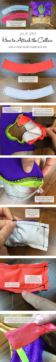 How to Attach the Collar