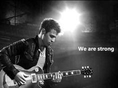 Kris Allen - Fighters (lyrics) -- such an inspirational song...