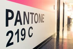 Created (and trademarked) especially for Barbie, Pantone 219C is (and, of course named for) the perfect shade of Barbie Pink. - Peter Helenek, Vice President of Design, Barbie