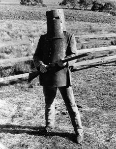 Ned Kelly - Australian icon