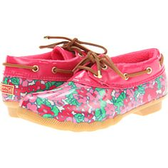 Sperry Top-Sider Cormorant Berry Floral/Berry - Zappos.com Free Shipping BOTH Ways