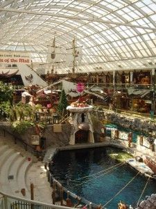 West Edmonton Mall--one of my favorite places!!