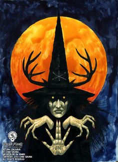 Sinister Visions News and Updates: 2 New Paintings for 2 Upcoming ...