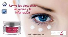 Con la crema de ojos anti-edad, sin perfume y con el sistema NTC, día tras día, la piel del contorno de los ojos sera más tersa.  ¡Reduce las arrugas y las líneas más finas! www.6294390.well24.com