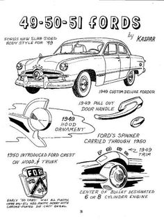Shoebox Ford Spotters Guide