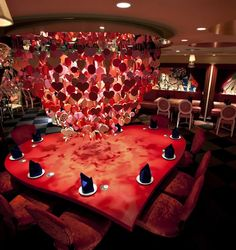 Restaurant Alice in Wonderland | Designiz - Blog décoration intérieure, design & architecture