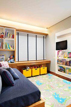 Quarto de menino / boy's room
