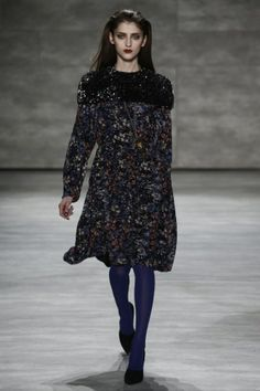 Somber Elegance At The Ruffian Fall 2014 Show – Style Context