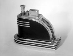 "Cigarette Lighter, ""Ronson Touch-Tip,""  Designer: Louis V. Aronson, Art Metal Works, Inc., ca. 1935"