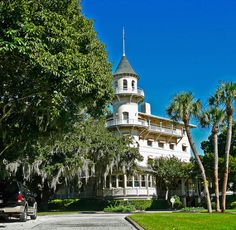 "Feature on Travelers Today ""Relax Where the Rich Once Played: Jekyll Island. Enjoy!"