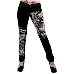 Punk Rock Indie Emo Party Black Stretch Scandal Skinny Jean (160 PEN) ❤ liked on Polyvore featuring jeans, pants, bottoms, calças, black, stretch skinny jeans, stretchy jeans, denim skinny jeans, punk jeans and super stretch jeans