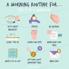 A Morning Routine for the Warriors! – Fabulous Magazine A Morning Routine for the Warriors! Beauty Routine Schedule, Skin Care Routine For 20s, Self Care Routine, Skin Routine, Healthy Morning Routine, Morning Habits, Morning Yoga Routine, Evening Routine, Night Routine