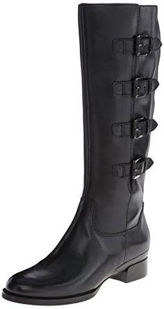 ECCO Women's Sullivan Buckle Riding Boot,Black,39 EU/8-8.5 M US ECCO http://www.amazon.com/dp/B00HDKFAGO/ref=cm_sw_r_pi_dp_sP-rub0RG7034