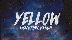 Terjemahan Lirik Lagu Yellow - Rich Brian - Lirik Bebas Lil Peep Star Shopping, Lil Uzi Vert, Tyga, Spotify Playlist, Do It Right, New Instagram, Your Music, Music Publishing, Music Songs