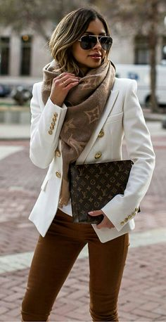 From boots to blazers, fresh outerwear trends, and beyond, there's plenty to get excited about. Mode Outfits, Fall Outfits, Fashion Outfits, Womens Fashion, Fashion Clothes, Fashion Fashion, Fashion Ideas, Summer Outfits, Fashion Tips
