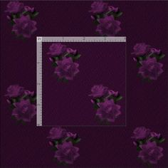 KRW Gothic Purple Roses Fabric by KRWFabric   http://www.zazzle.com/krw_gothic_purple_roses_fabric-256044992318232482?rf=238228937903605568