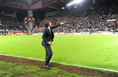 Conte calcioscommesse: non è automatica la squalifica in Champions League