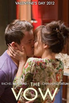 "Trailer for the much anticipated movie ""The Vow"" featuring Rachel McAdams and Channing Tatum. Looks unbelievable!"