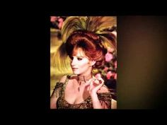 "▶ BARBRA STREISAND ""So Long Dearie"" from 'Hello Dolly' - so sassy"