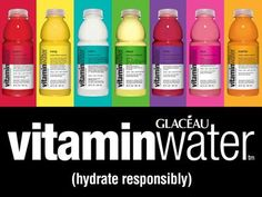 This may be a touchy subject because I know how many avid Vitamin Water drinkers are out there, especially in our increasingly health-conscious (but misinformed) society. However, it's time to face...