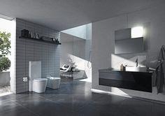Philippe Starcks Design sucht nach dem Ursprung der Dinge.    Mit Starck 1 sind Philippe Starck und Duravit zurückgegangen zu den Anfängen von Hygiene, Körperpflege und Wellness. So beschreibt die Serie auch die Evolution des Badezimmers: Toilette, Badewanne und Waschtisch der Serie verweisen klar auf ihre historischen Vorgänger Eimer, Zuber und Waschschale – wenn auch in einer ganz neuen Interpretation.