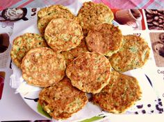 Cuketové placky Russian Recipes, Gnocchi, Recipies, Appetizers, Food And Drink, Healthy Recipes, Homemade, Vegetables, Ethnic Recipes