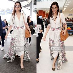 Sonam Kapoor has arrived to Cannes 2016.  #SonamKapoor #Cannes2016