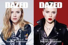 A próxima Dazed: bigger & bolder