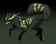 [CLOSED] Wolf Adopt Auction by TIFFASHY.deviantart.com on @DeviantArt