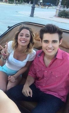 Martina et Jorge is cuute ❤❤
