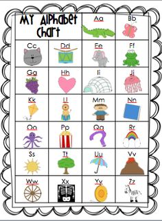 Awesome AbcS Chart To Print Off WwwLovingLearnCom  Early