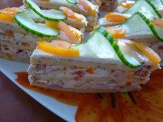 Slané rezy (fotorecept) - recept | Varecha.sk Cottage Cheese, Basket