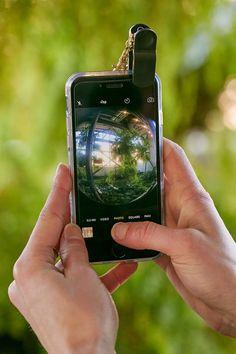 $12  Fisheye Phone Lens