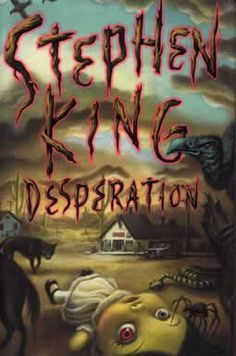 Located off a desolate stretch of Interstate 50, Desperation, Nevada has few connections with the rest of the world.  Yet another great read by  Mr. King!