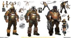 View an image titled 'Ferra & Torr Ideas Art' in our Mortal Kombat X art gallery featuring official character designs, concept art, and promo pictures. Game Character Design, Character Creation, Character Concept, Character Art, Kung Jin, Dnd Elves, Mortal Kombat 2, Mileena, Concept Art World